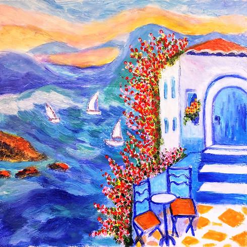 Taste of ART (GREEK Vacation)