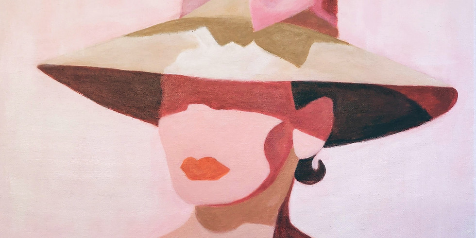 Let's paint Fashionista with Anna