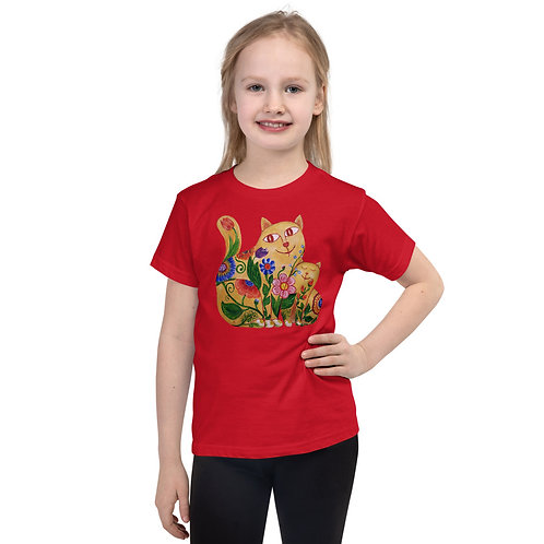 Short sleeve kids t-shirt