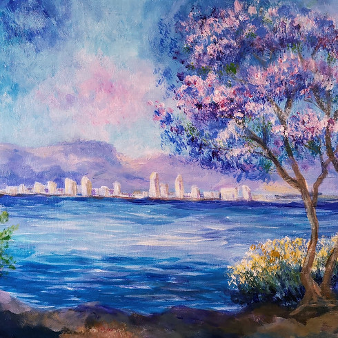 Anniversary Party / Let's paint with Anna