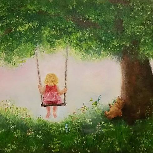Let's paint Fairy Moment  (1)