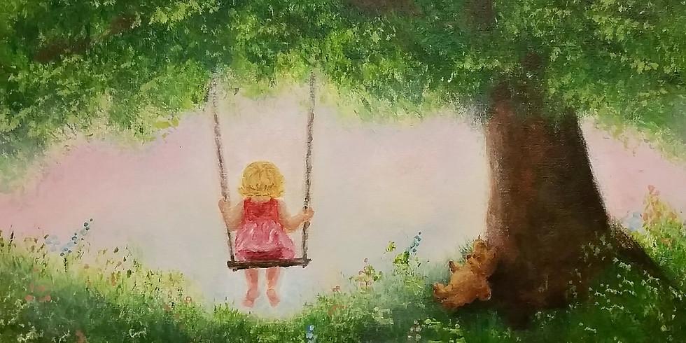 Let's paint the Little Dreamer