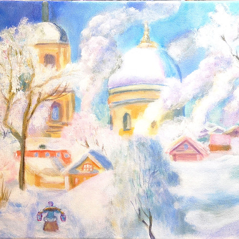 Taste of ART (somewhere in Russia)