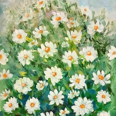 Ромашки (Daisies)