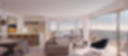 Apartamentos con vista al Océano Pacífico en Panamá
