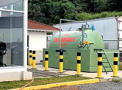Tanque de combustible con telemetría Agrupetrol