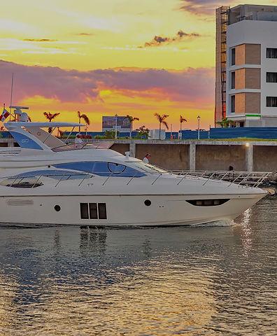 Marina y club de yates privado en Panamá