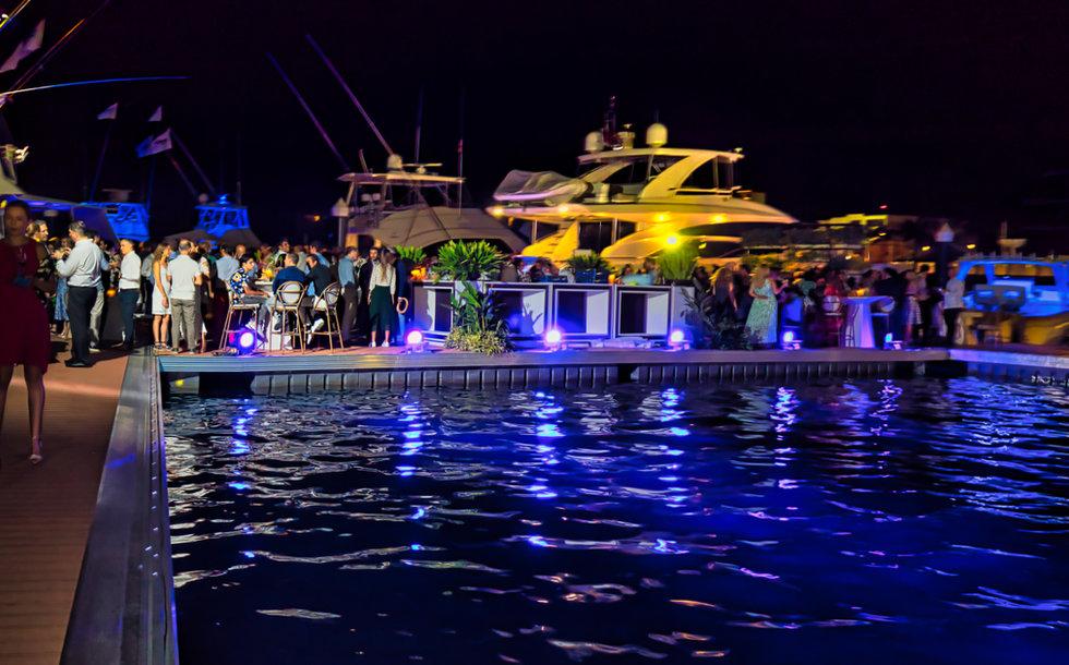 Club de yates exclusivo en Ciudad de  Panamá
