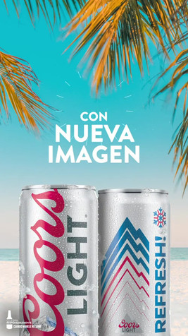 Fenomena Digital | Coors Light Panamá