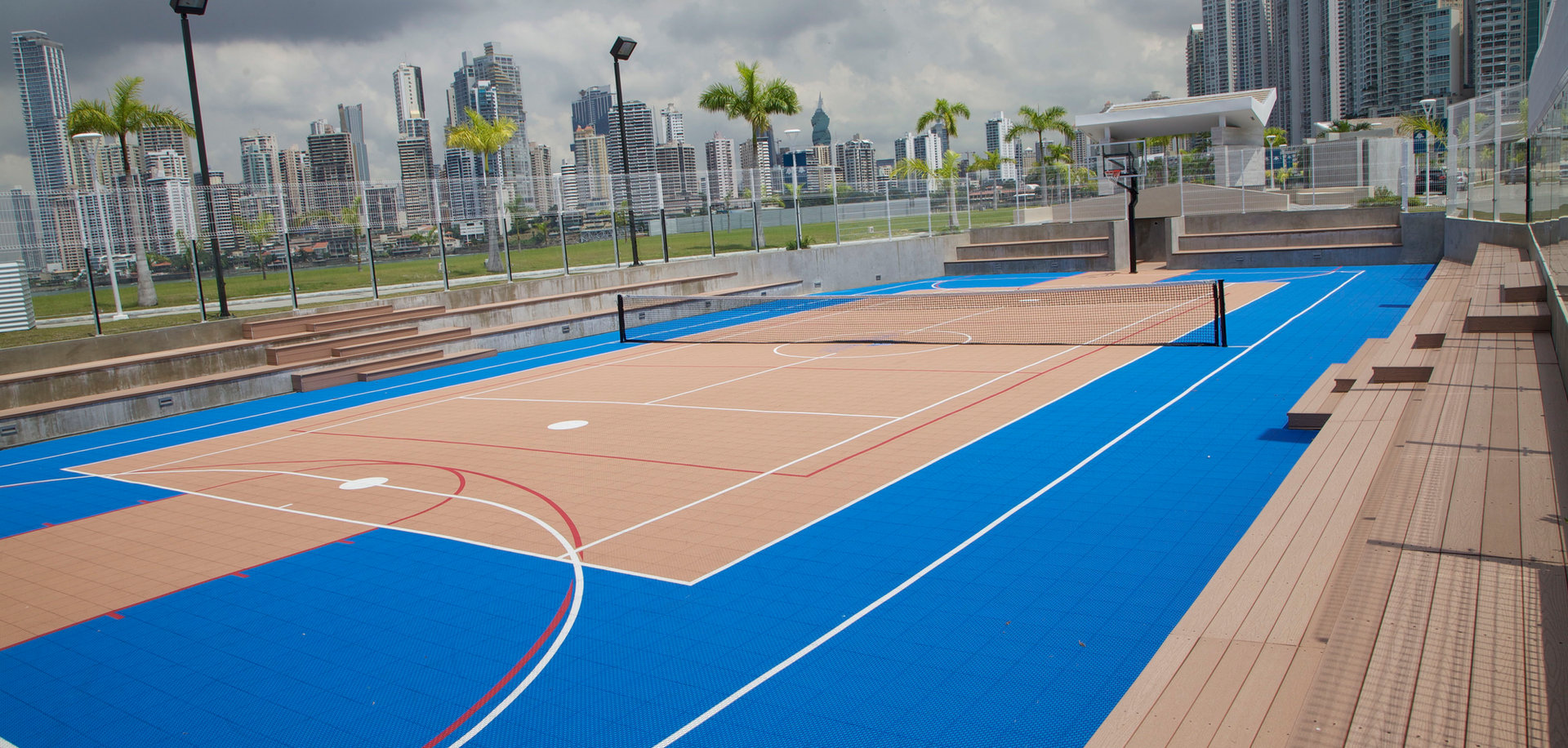 Residencias con canchas de tenis en Panamá