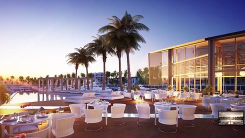 Club de yates de lujo en Panamá