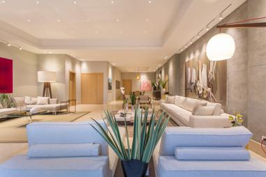 Sala - Apartamento Garden Apartments Oce