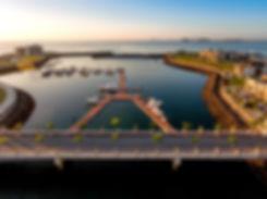Islas residenciales con marina y club de yates en Panamá