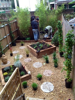 Landscaping Projects - North London