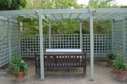 Garden features - North London