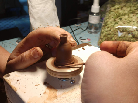 Adventures in Miniature Pottery