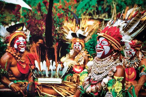 Madang Festival and Alotau