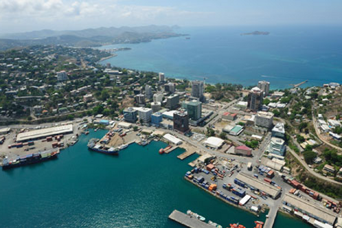 Port Moresby Customised