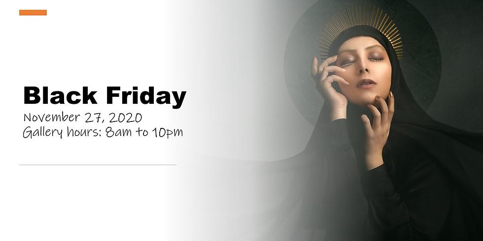 Black Friday Artvaganza!