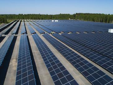 Atrian Aurinko -energiakärkihanke pienentämään teollisuuden hiilijalanjälkeä