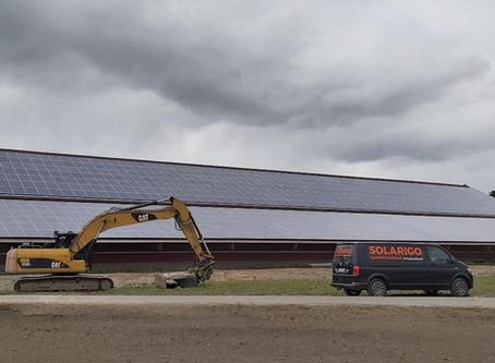 Aurinkoenergia on mahdollisuus siipikarjatiloilla