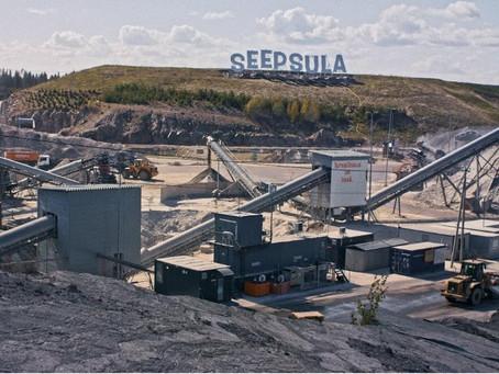 Seepsula Oy toteuttaa teollisen mittakaavan aurinkosähköpuiston Tuusulaan