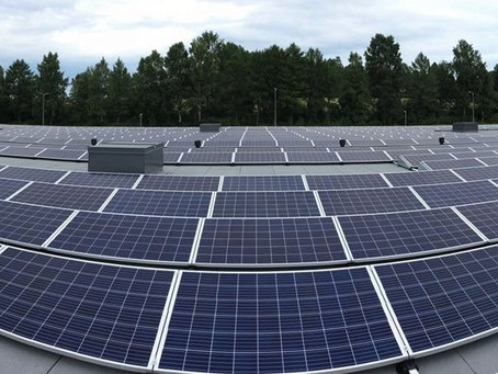 Savonlinnan Tokmannista uusi puhtaan aurinkosähkön tuottaja