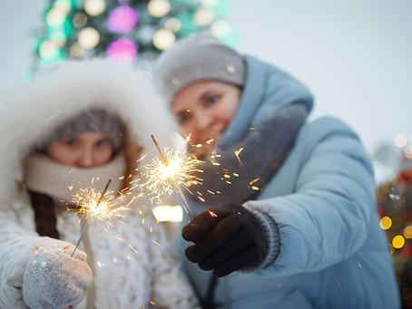Hyvää joulumieltä meille kaikille!