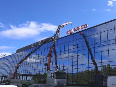 Kasvava Solarigo muutti Pirkkalan Linnakallioon