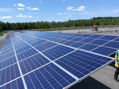 Aurinkosähkön ostajan opas - vaihtoehto aurinkovoimalan ostamiselle