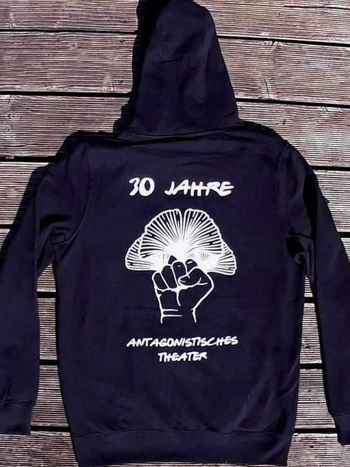 30 jahre antagonistiches theater - sweter Bio cotton