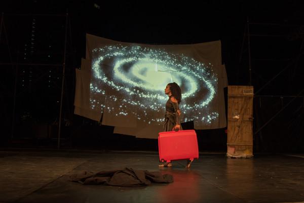 Barbara Luci Carvalho in Corpus Mundi