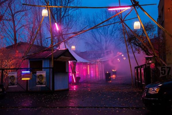 Winterwerft festival