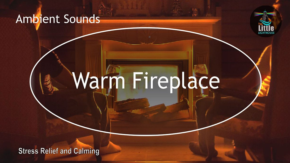 Fireplace - 60 Minutes Ambience
