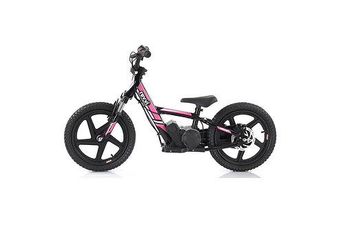 "Revvi 16"" Plus Electric Balance Bike - Pink"
