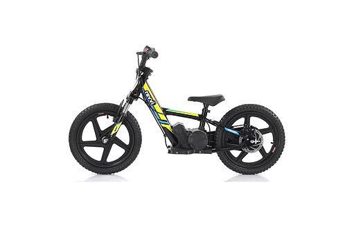 "Revvi 16"" Plus Electric Balance Bike - Yellow"