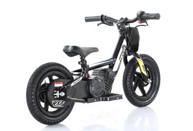 "Revvi 12"" Electric Balance Bike - White"