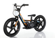 "Revvi Sixteen 16"" Electric Balance Bike - Orange"