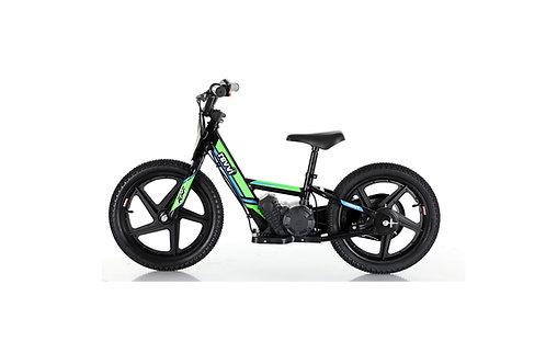 """Revvi 16"""" Electric Balance Bike - Green"""