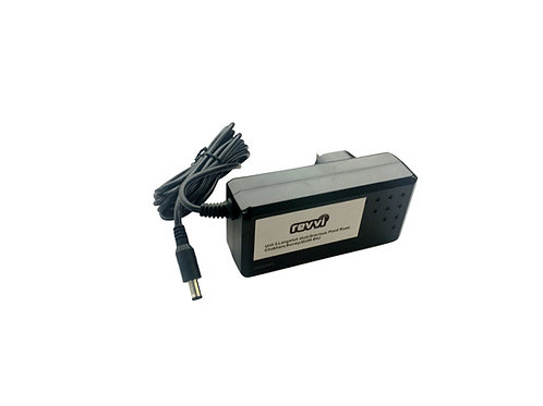 """Charger 1.0A - For use with Revvi 12"""" and 16"""" electric balance bikes"""