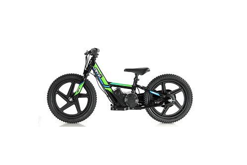 "Revvi 16"" Bike - Green"