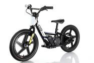 "Revvi Sixteen 16"" Electric Balance Bike - White"