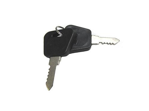Battery keys