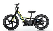 "Revvi Sixteen 16"" Electric Balance Bike - Yellow"