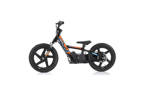 "Revvi 16"" Plus Electric Balance Bike - Orange"