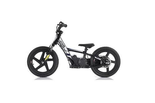 "Revvi 16"" Plus Electric Balance Bike - White"