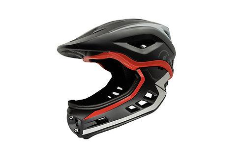 Revvi Super Lightweight Kids Full Face Helmet (48-53cm)