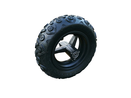 Rear Wheel With Tyre