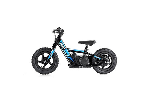 "Revvi 12"" Electric Balance Bike - Blue"