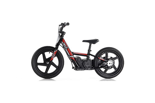 "Revvi 16"" Electric Balance Bike - Red"